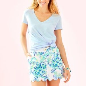 Resort White Island ride skort